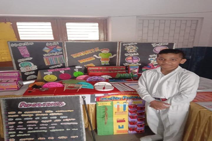 Sharda Sarvhitkari Senior Secondary School-Science Fair