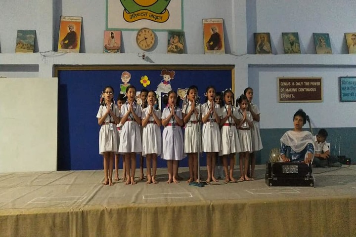 Sharda Sarvhitkari Senior Secondary School-Singing