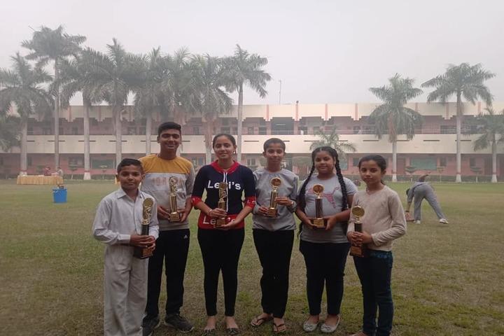 Sharda Sarvhitkari Senior Secondary School-Winners