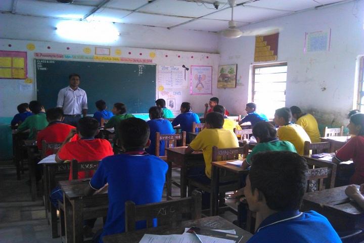 Kendriya Vidyalaya No1-Classroom