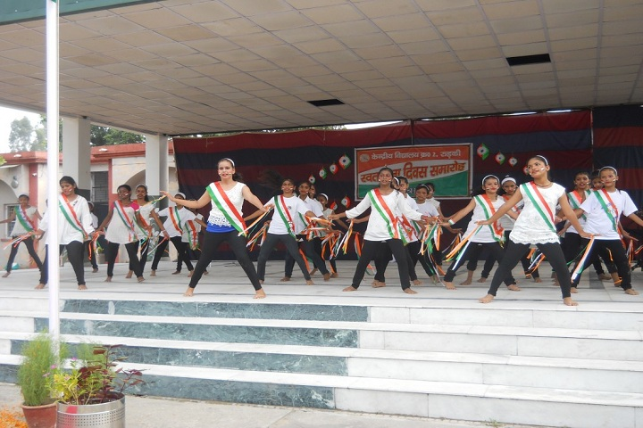 Kendriya Vidyalaya No 2-Republic Day Celebration
