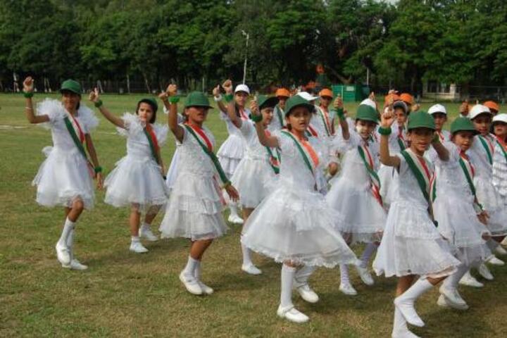 Kendriya Vidyalaya No 2-Independence Day Celebrations