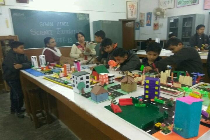 Kendriya Vidyalaya No 2-Science Exhibition