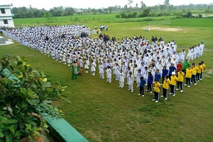 Kids Paradise Public School-Assembly