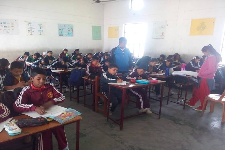 Kids Paradise Public School-Classroom