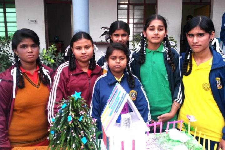 Kids Paradise Public School-Exhibition