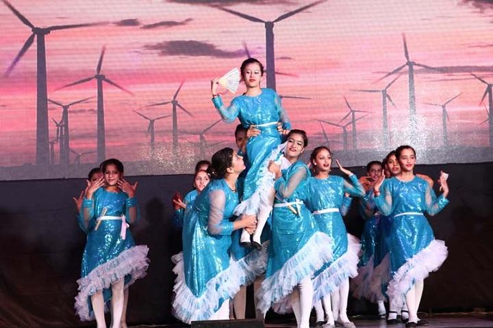 Shishu Niketan Model School Society-Dance Performance