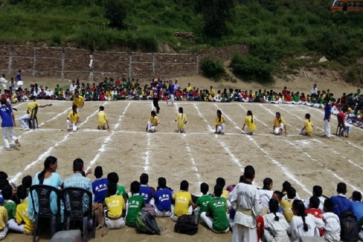 Kumaon Public School-Games