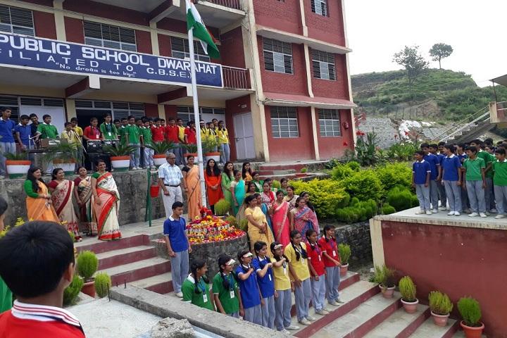Kumaon Public School-Republic Day