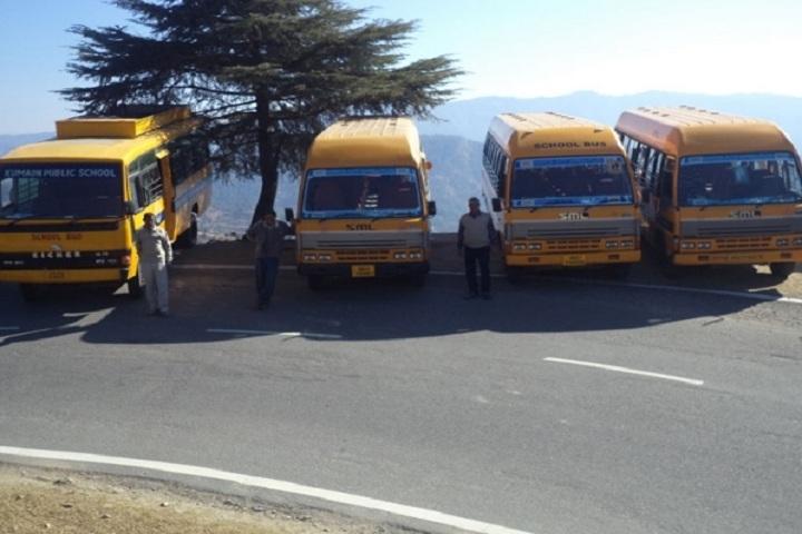Kumaon Public School-Transport