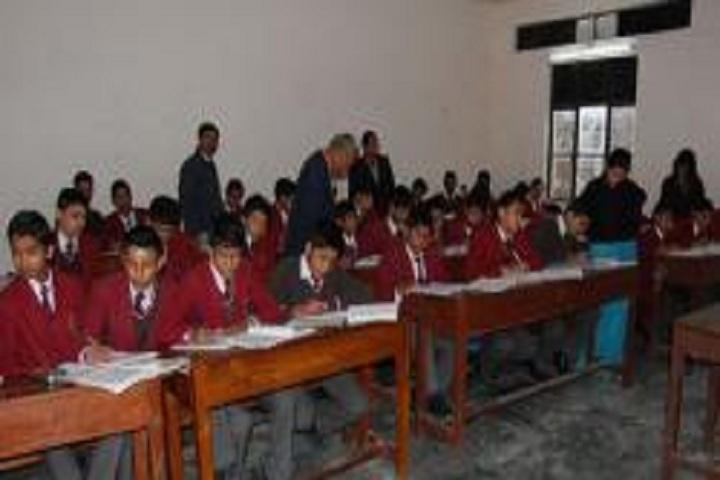 Lakes International School-Classroom