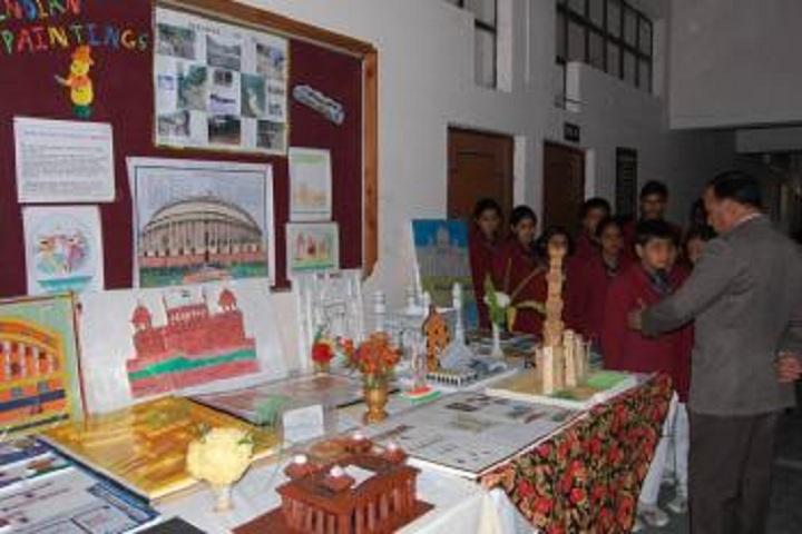 Lakes International School-Exhibition