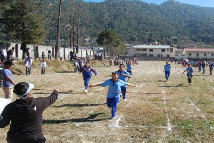 Lakes International School-Games