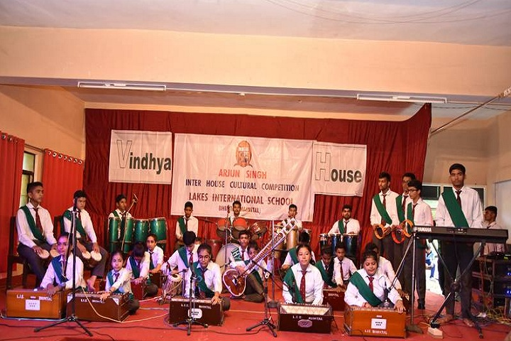 Lakes International School-Music Competition