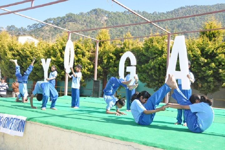 Lakes International School-Yoga