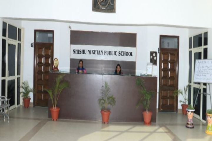 Shishu Niketan Public School-Entrance