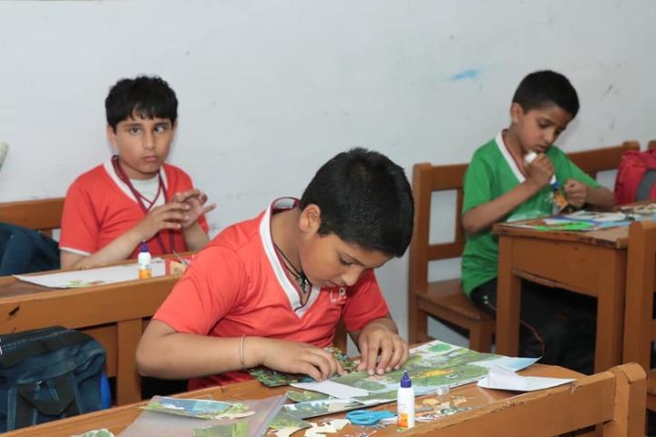Long View Public School-Activity