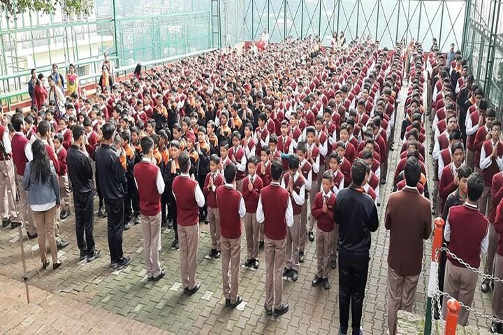 Long View Public School-Assembly