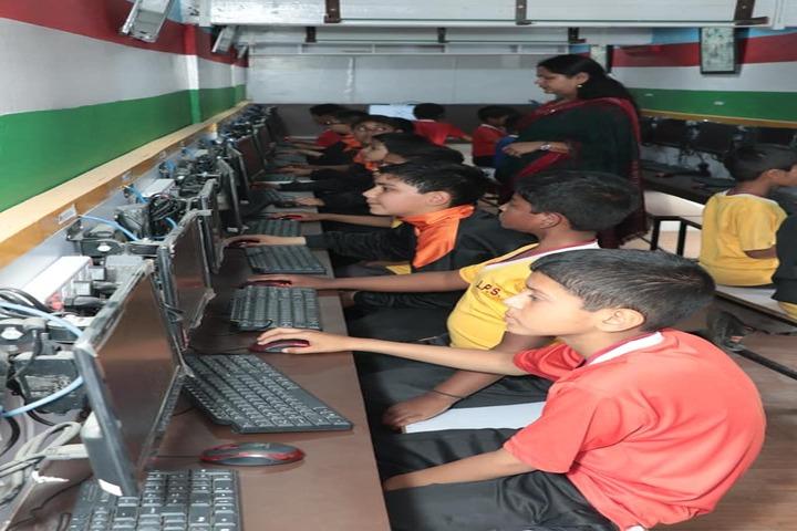 Long View Public School-Computer Lab