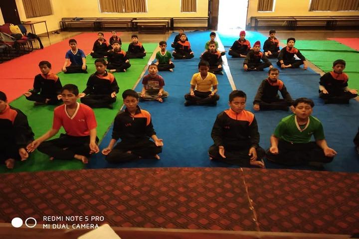 Long View Public School-Yoga