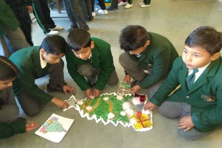 Lucent International School-Activity