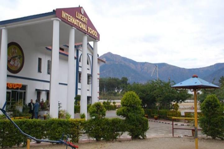 Lucent International School-Campus View