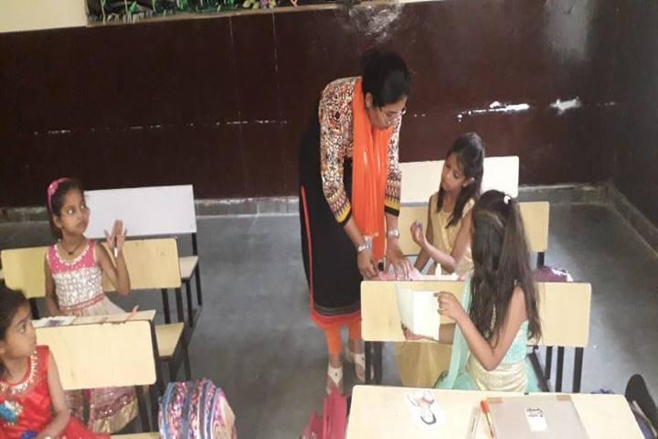 Lucent International School-Classroom