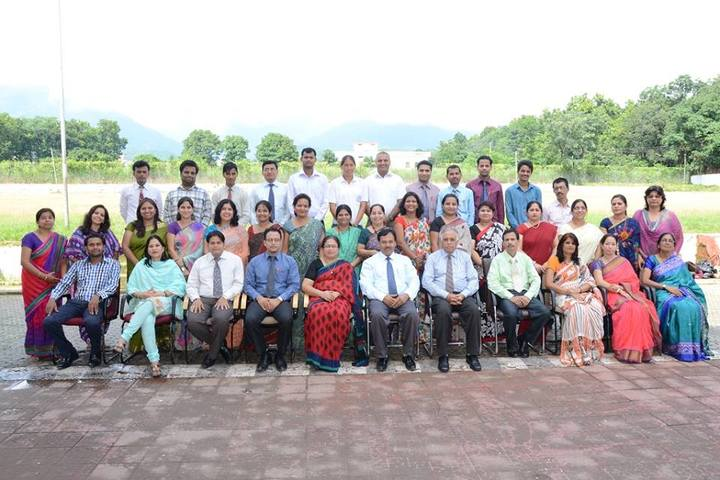 Lucent International School-Staff