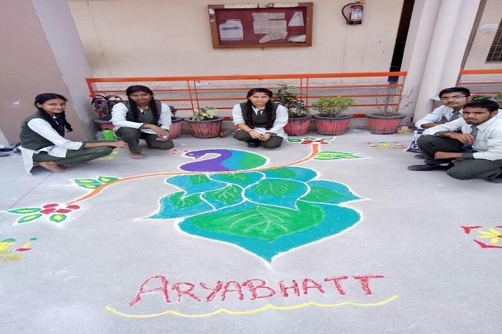 Maa Saraswati Public School-Festival Celebration