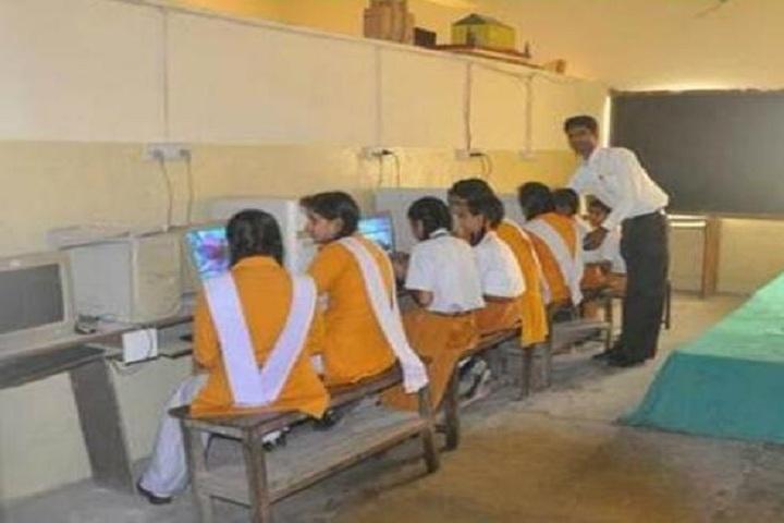 Maharishi Vidhya Mandir-IT Lab