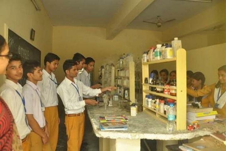 Maharishi Vidhya Mandir-Laboratory