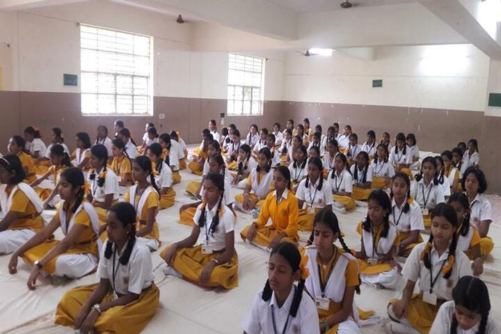 Maharishi Vidhya Mandir-Yoga