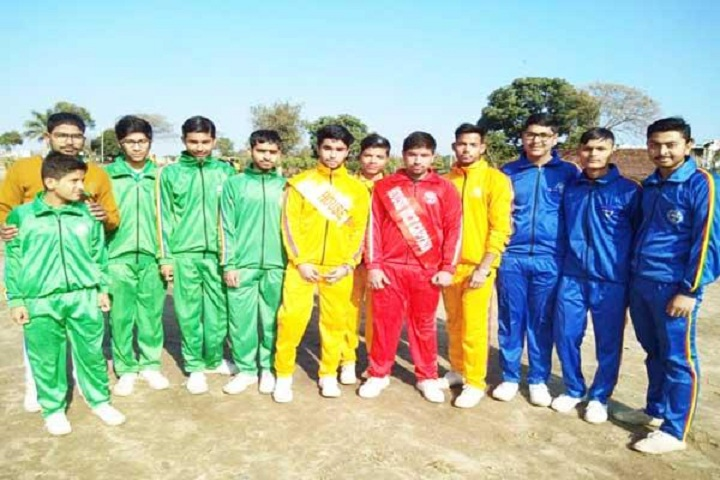 Maharishi Vidiya Mandir-Sports Team