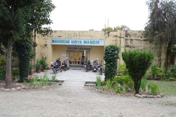 Maharishi Vidya Mandir-Campus View