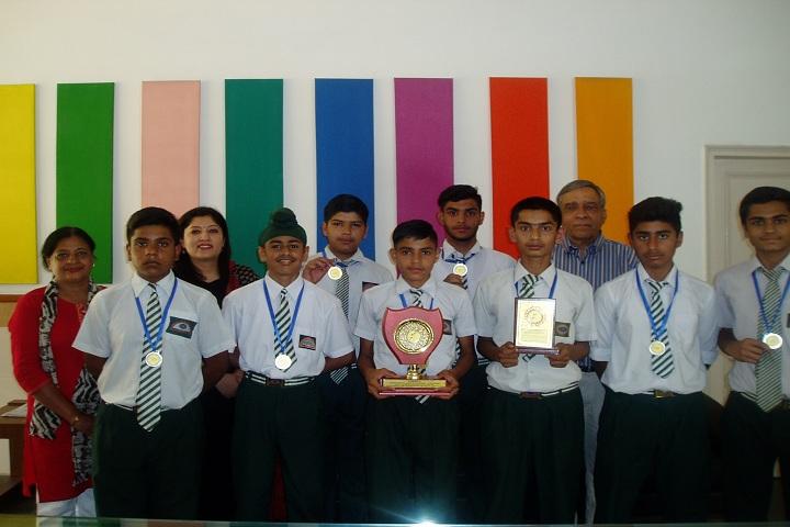Sri Aurobindo School-Achievements