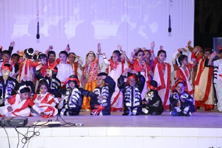 Sri Aurobindo School-Annual day