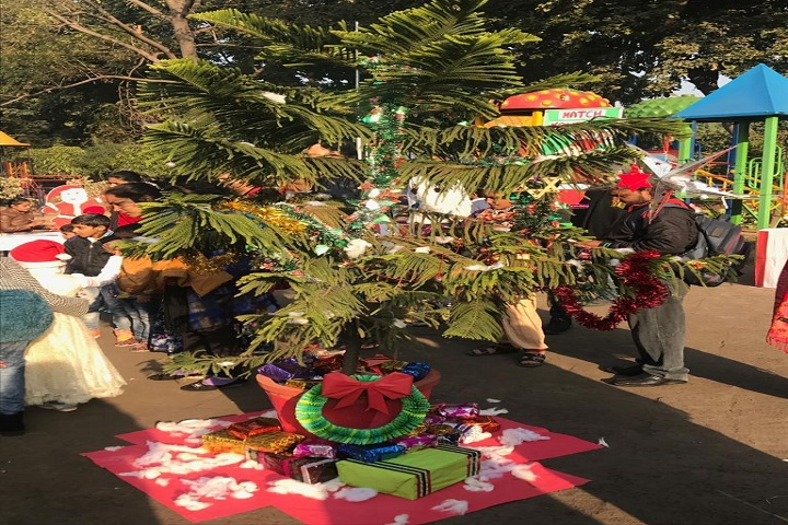 Sri Aurobindo School-Christmas Celebrations