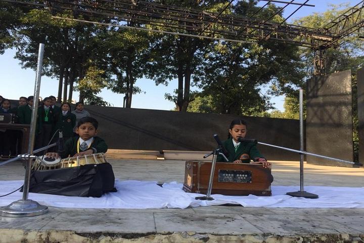 Sri Aurobindo School-Class Assembly