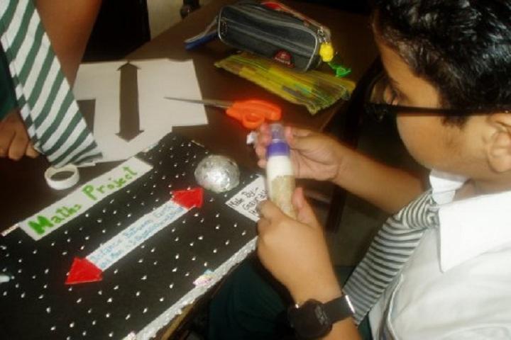 Sri Aurobindo School-Class Activities