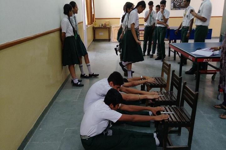 Sri Aurobindo School-Physical Education