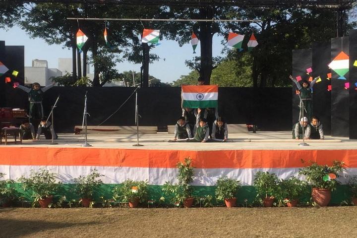 Sri Aurobindo School-Independence day