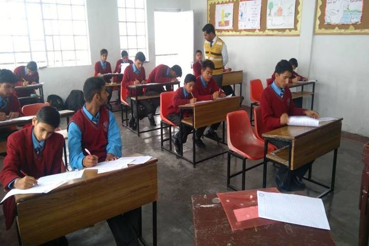 Manava Bharati India International School-Classroom