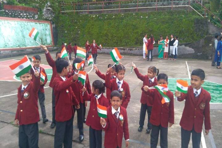 Manava Bharati India International School-Independence Day Celebrations