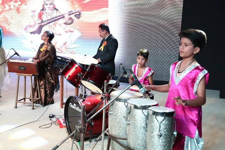 Manava Bharati India International School-Music