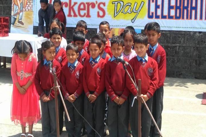Manava Bharati India International School-Singing