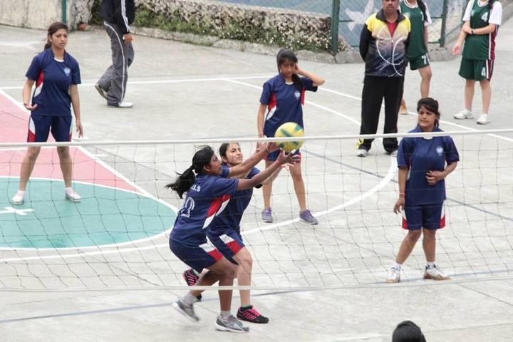 Manava Bharati India International School-Sports