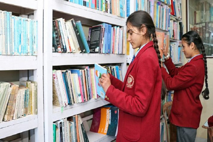 Manava Bharati India International School-Library