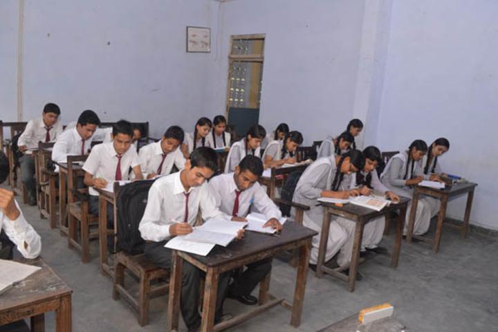 Maulana Azad Public School-Classroom