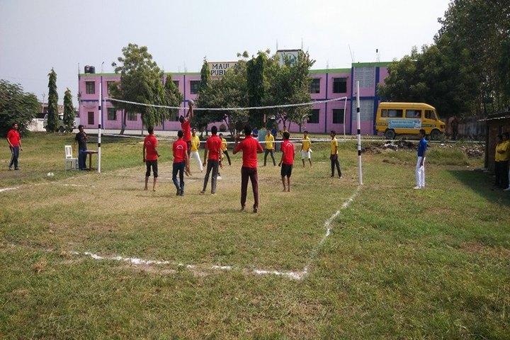 Maulana Azad Public School-Sports
