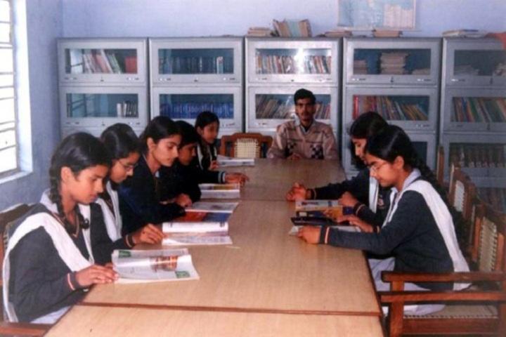 Maulana Azad Public School-Library